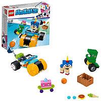 Lego Unikitty Велосипед принца Паппикорна 41452