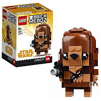 Lego BrickHeadz Чубакка 41609, фото 1