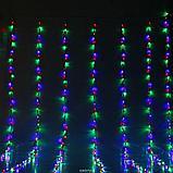 Гирлянды светодиодные, новогодние, уличные Водопад., фото 7