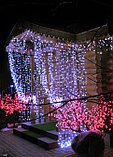 Гирлянды светодиодные, новогодние, уличные Водопад., фото 3