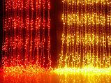 Гирлянды светодиодные, новогодние, уличные Водопад. 2*6 метра, фото 4