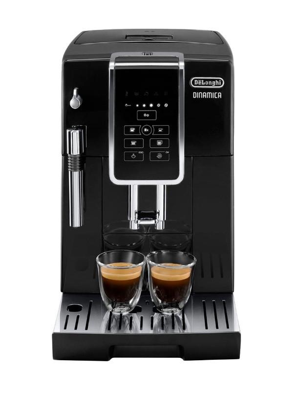 Кофемашина DeLonghi ECAM 350.15.B черный