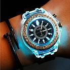 Женские часы Geneva силиконовый ремешок. Kaspi RED. Рассрочка., фото 2
