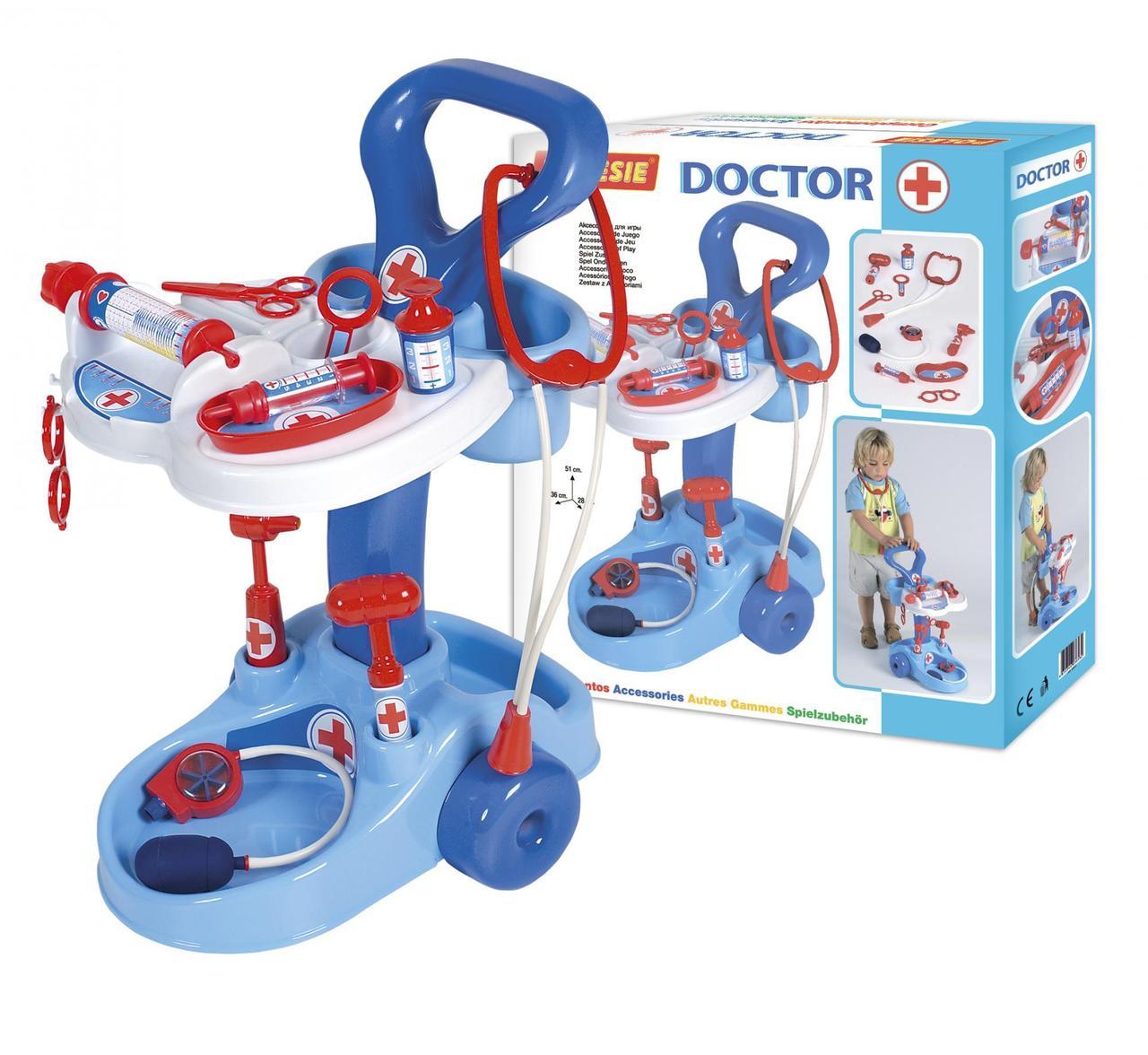 36582 Полесье Набор Доктор в коробке