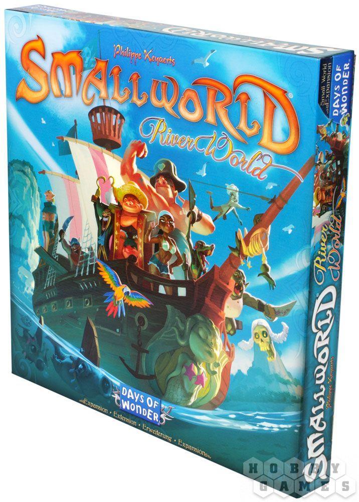 Маленький мир: Речной Мир (SmallWorld: River World)