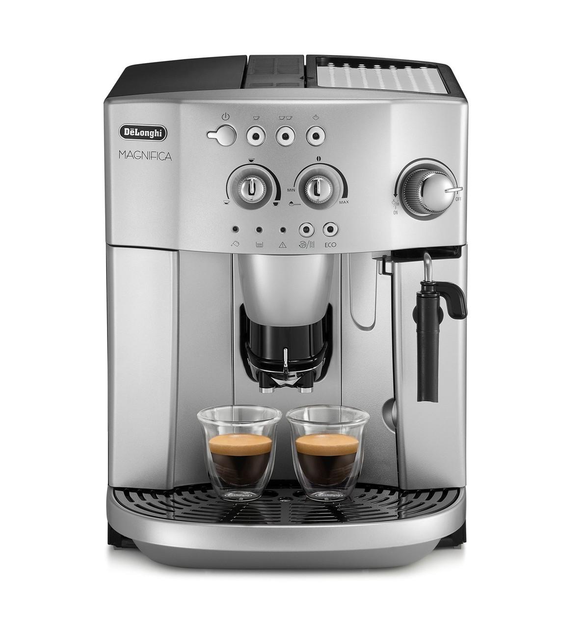 Кофемашина DeLonghi ESAM 3500.S серебро