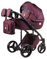 Детская коляска Adamex Luciano 3в1 (Q8)