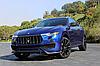 Карбоновый обвес для Maserati Levante