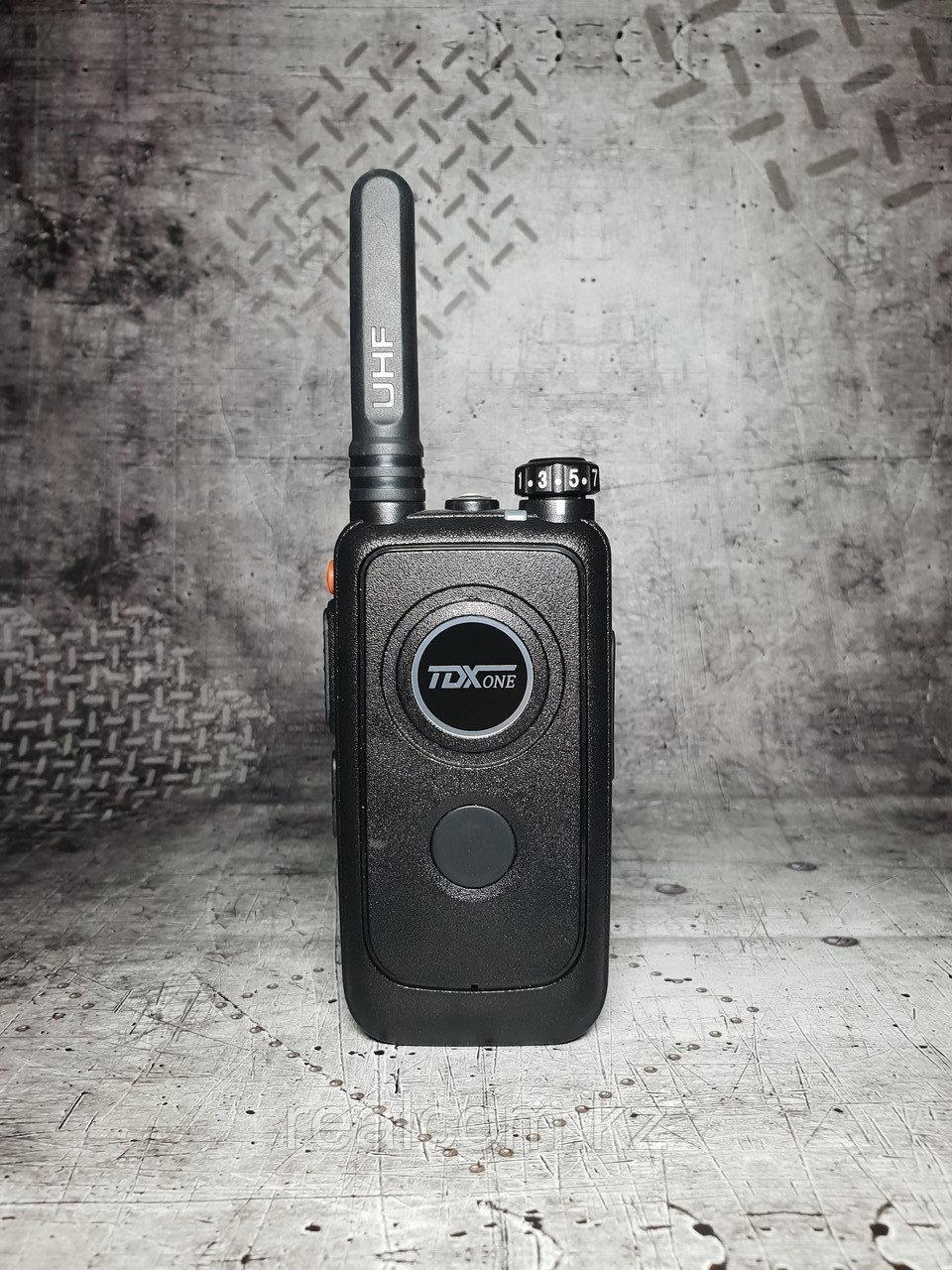 Радиостанция носимая TDX X5В с  фонариком