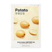 Тканевая маска с экстрактом картофеля Airy Fit Sheet Mask (Potato)
