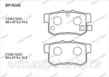 Колодки тормозные задние 06430S0KJ01