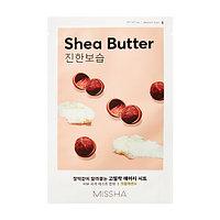 Тканевая маска с экстрактом масло ши Airy Fit Sheet Mask (Shea Butter)