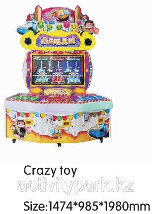 Игровой автомат - Crazy toy