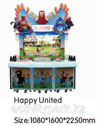 Игровые автоматы - Happy United