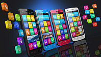 Реклама приложения на телефоне в Таразе