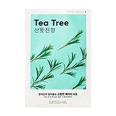 Тканевая маска с экстрактом чайного дерева Airy Fit Sheet Mask (Tea Tree)