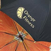 Печать на зонтах. Зонты с нанесением логотипа по заказу
