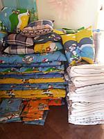 Комплект постельной принадлежности для детей