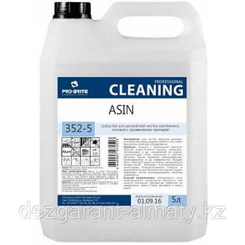 Средство для деликатной чистки сантехники Asin (5 л)