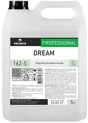 Моющее средство для посуды с усиленным обезжиривающим действием Dream (5 л)