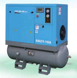 Комбинированные винтовые компрессоры серии DBZY/DMZY