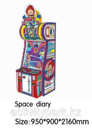 Игровой автомат - Space diary