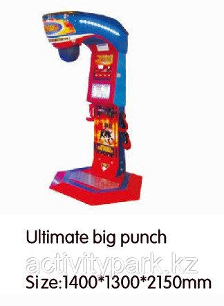 Игровой автомат - Ultimate big punch