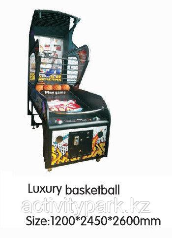 игровой автомат jungle basketball