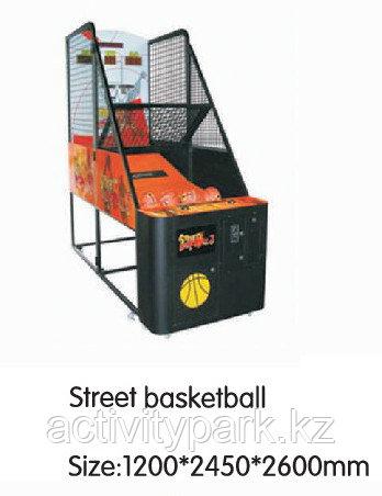 Игровой автомат - Street basketball