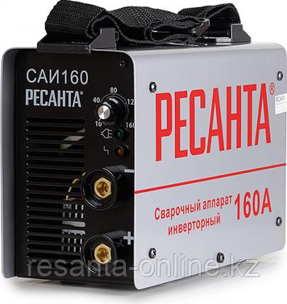 Сварочный аппарат РЕСАНТА САИ-160, фото 2