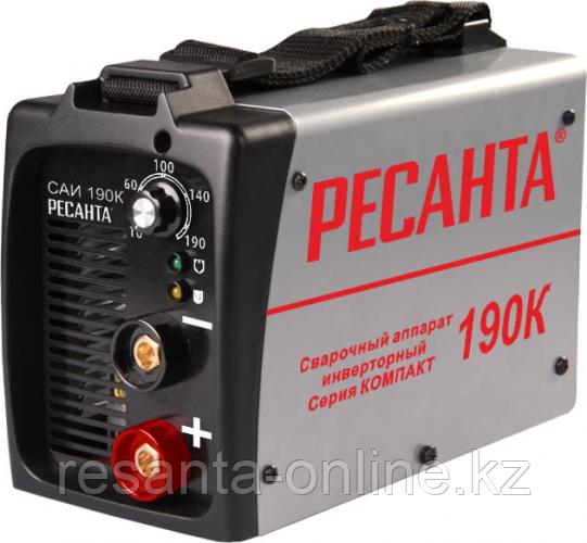 Сварочный аппарат РЕСАНТА САИ 190 Компакт