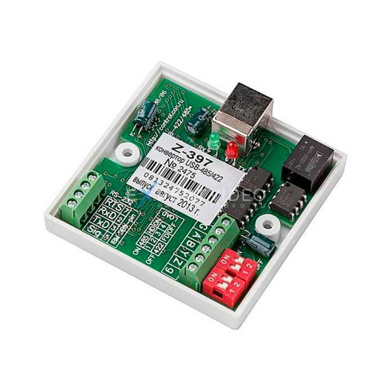 Конвертер IronLogic Z-397 (мод. USB)