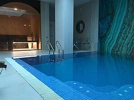 """Переливной бассейн. Размер = 2,8 х 2,9 х 1,7 м. Адрес: к.г. """"ЭДЕЛЬВЕЙС"""". 3"""