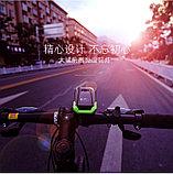 Велосипедная фара 720 (360*2) LM LM,  2 светодиода T6LED + аккум. 4000 mA/H 8,4v. (номинал 7,4v), фото 5