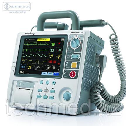Дефибриллятор-монитор BeneHeart D6, фото 2
