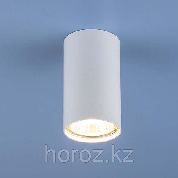 Светильник точечный накладной белый