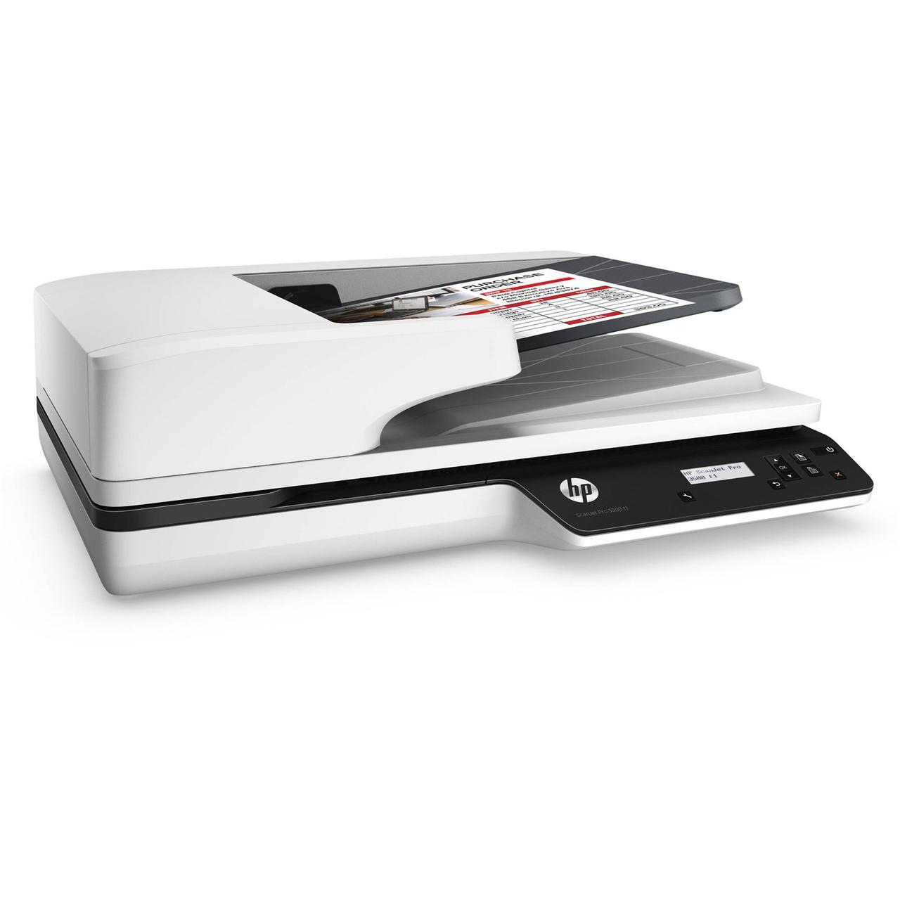 Планшетный сканер HP ScanJet Pro 3500 f1