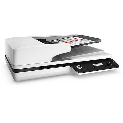 Планшетный сканер HP ScanJet Pro 3500 f1, фото 2