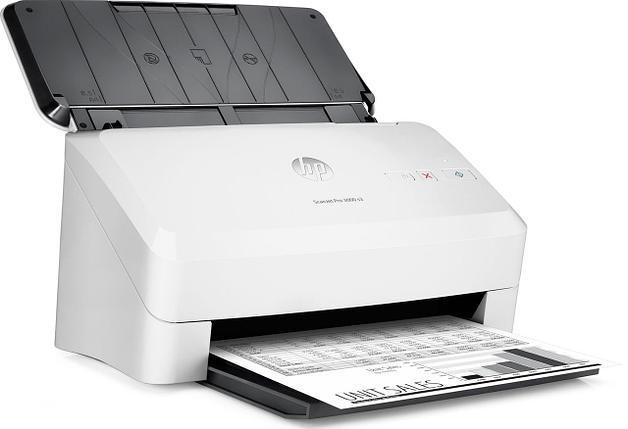Сканер с полистовой подачей HP ScanJet Pro 3000 s3, фото 2