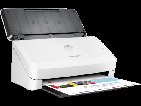Сканер с полистовой подачей HP ScanJet Pro 2000 s1