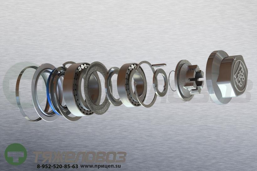 Ремонтный комплект ступицы колеса BPW HKN 10-12 тн 09.801.07.21.0