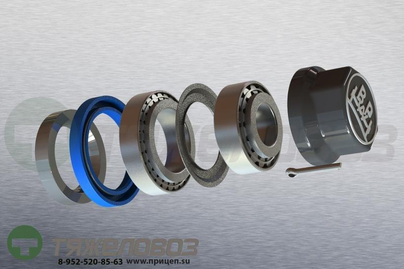 Ремкомплект ступицы колеса BPW 6,5-9 (на сторону) 09.801.02.19.0