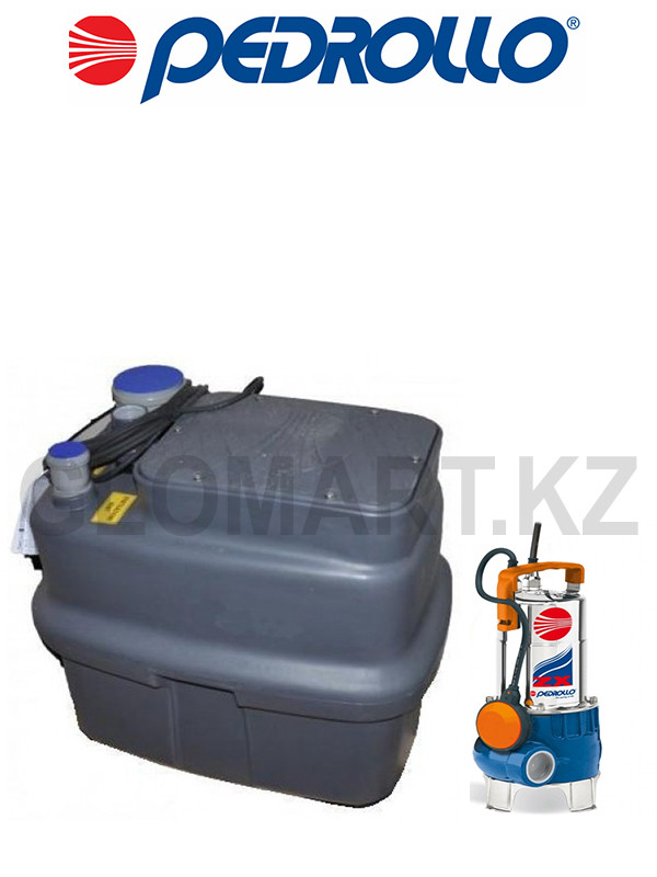 Канализационный насос Pedrollo SAR 100-ZXm 1A/40 (Педролло)
