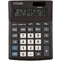 Калькулятор настольный Citizen Business, 8 разрядов, 100*136*32мм, фото 2