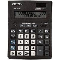 Калькулятор настольный Citizen Business, 14 разрядов, 157*200*35 мм., фото 2