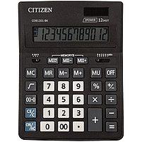 Калькулятор настольный Citizen Business, 12 разрядов, 157*200*35 мм., фото 2