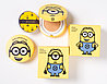 Тональное средство – кушон Missha Minions Edition M Magic Cushion Moisture Special Set SPF50 /PA, Алматы, фото 2