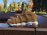 Кроссовки Nike Air More Uptempo (Brown), фото 2
