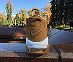 Кроссовки Nike Air More Uptempo (Brown), фото 3