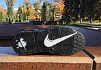 Кроссовки Nike Air More Uptempo (Black), фото 3